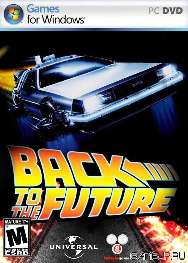 Русификатор для Back to the Future The Game Episode 2 Get Tannen!