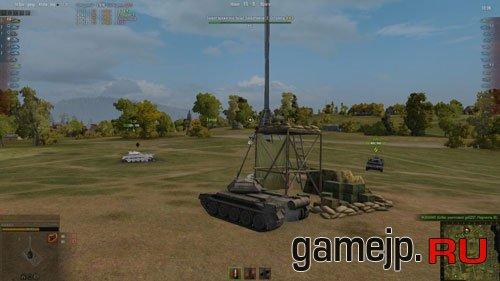 Патч который показывает слабые места танков в world of tanks. world o