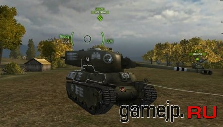 Wallhack и Aim для World of Tanks