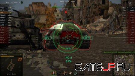 Снайперский прицел для WOT от pro10q