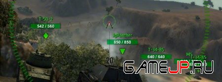 Over Target Markers 0.9.0