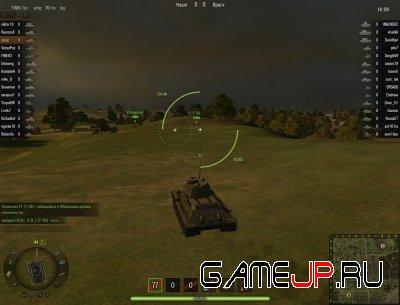 Новый боевой интерфейс для wot
