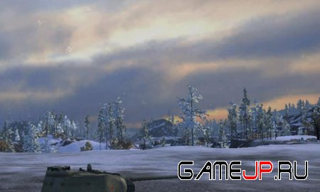 Снег в World of Tanks