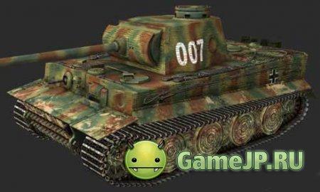 Замена корпуса танк PzKpfw VI Tiger