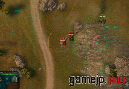 Сборка прицелов от Бирюзы для World of Tanks 0.9.0