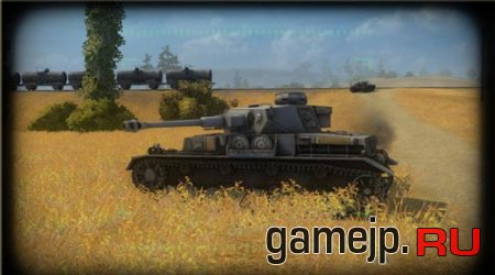 Интерфейс world of tanks 0.9.0 - Battlefield