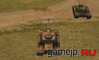 Точный прицел для World of Tanks