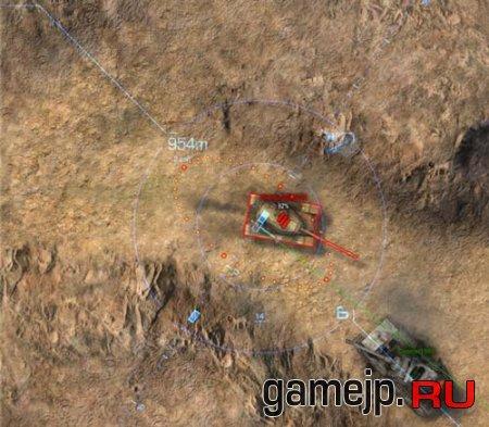 World of tanks сборка отличных прицелов 0.9.0