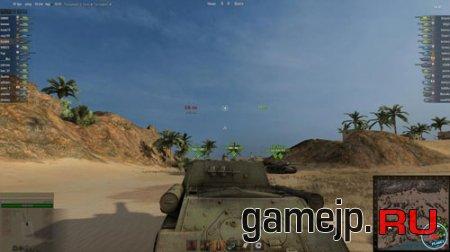 Новенькая сборка модов для World of Tanks 0.9.0