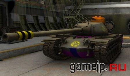 Цветные зоны пробития для World of Tanks 0.9.0