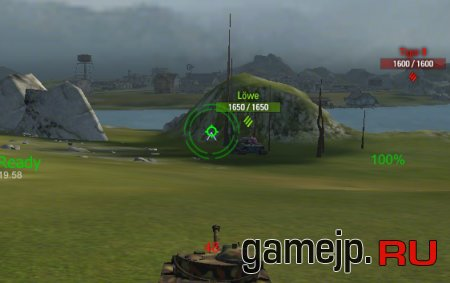 Снайперский прицел для World of Tanks 0.9.0 от Farser