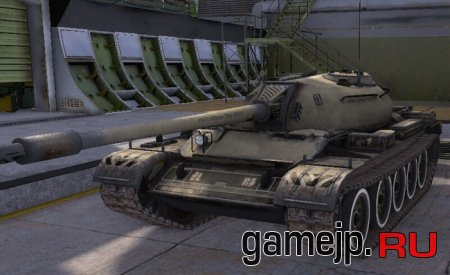 Шкурка Т-54 для World of Tanks 0.9.0