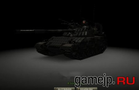 Простой ангар для world of tanks