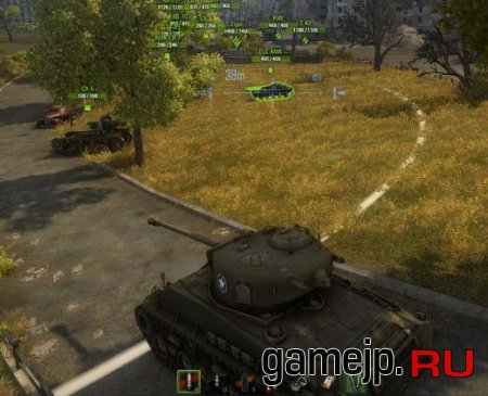 Прицелы MeltyMap для World of Tanks 0.9.0