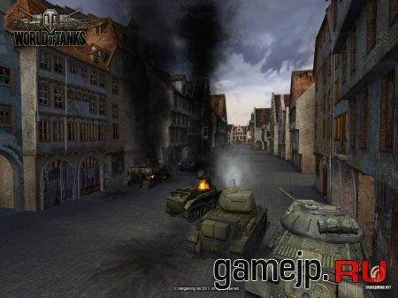 Системные требования в World of Tanks