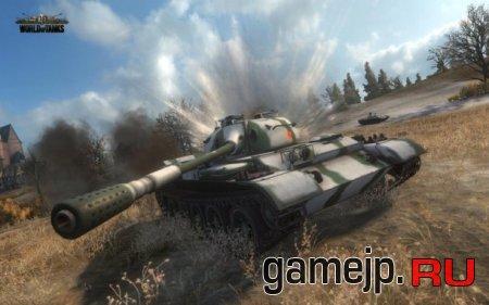 Интересное видео по World of Tanks