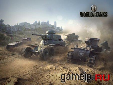 Лучшие обои из World of Tanks