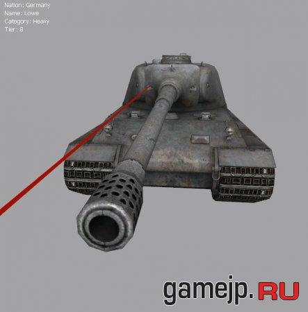 Лазерные прицелы для World of Tanks 0.9.0