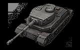 Tiger (P) - Старый порше!