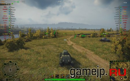 Сборка модов BlackNorbit[STBE] для World of Tanks 0.9.0