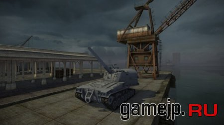 Обзор M53 САУ в World of Tanks 0.9.0