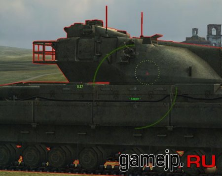 Автоприцел для World of Tanks